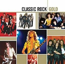 Various Artists - Classic Rock Gold [New CD] Rmst