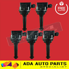5 x Ignition Coil Volvo C70 S60 S70 S80 V70 XC70 XC90 2.0L 2.3 2.4 2.5 2.9L 3.0L