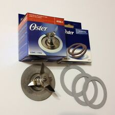 Oster Blender Blade & Ring with Sealing Ring Gasket Pack All Original Parts NEW