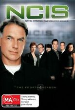 NCIS : Season 4 (DVD, 2008, 6-Disc Set)