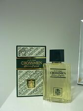 CROSSMEN Eau de toilette for men COTY 100ml splash VINTAGE never used