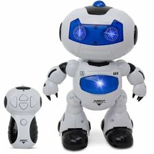 SALE Dancing Robot Toy Remote Control Action RC Toys Kids Robots Special Gifts