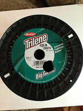 Berkley BG360-81 Trilene Big Game 60 pound green partial spool