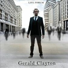 Life Forum by Gerald Clayton (CD, May-2013, Concord)