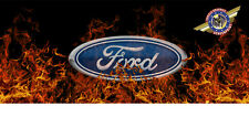 "FORD ""Truck Rear Window Graphic"" Free Add Text"