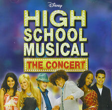 High School Musical : The Concert (CD + DVD)