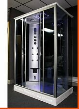 2 person Steam Shower Enclosure,Massage,AromatherapyTermostet.6 Year Warranty