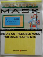Eduard 1/72 CX130 Canopy Mask for the Revell F-4E/RF-4E Phantom II Kit