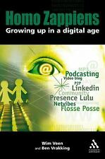 Homo Zappiens: Growing Up in a Digital Age-ExLibrary