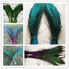 Wholesale 10-1000pcs peacock feather sword 12-14 inche/30-35 cm left and right