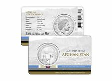 2016 Australia at War Series - Afghanistan - 50c Coin