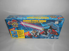 SUPERHUMAN SAMURAI SYBER-SQUAD SYNCH-SWORD 1994 SEALED PLAYMATES RARE!