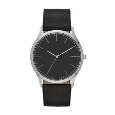 Skagen Men's John Leather Band Watch SKW6329