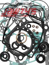 QUADBOSS Complete Gasket Kit w/Oil Seals Suzuki LT 500R 1987