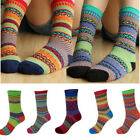 New Casual Cotton Socks Design Multi-Color Fashion Dress Mens Women's Socks