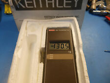 KEITHLEY INSTRUMENTS INC 865 THERMOMETER RANGE RANGE -70F TO 300F
