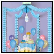 Blue Baby Shower Decorating Kit  - It's a Boy!