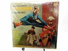 LP I Remember Old Russia In Song & Dances Louis Alter & This Balalaika Orchestra