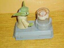 2011 STAR WARS YODA MCDONALD'S TOY - ELEVATING THE RING