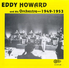 Eddy Howard & His Orchestra - 1949-1953 (CD, Circle) Ding Dong Daddy From Dumas