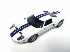 FORD GT 40 1:43 - DIECAST MODEL CAR COLLECTION - SPORT CARS IXO