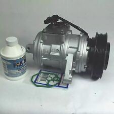 1999-2004 Jeep Grand Cherokee 4.0L V6 USA Reman. A/C Compressor W/Warranty