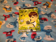 NEW Ben 10 Aliens Vs. Villains Game For 2 to 4 Players Age 7+