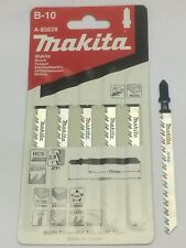 Makita JIG SAW BLADE B-10 for Wood  PVC 3 - 65 mm. HCS A-85628 seperate sale