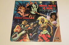 PIERO UMILIANI - MONDO MATTO AL NEON - RARE ITALIAN OST LP CAM RECORDS 1964 -