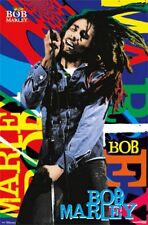 REGGAE POSTER Bob Marley Name