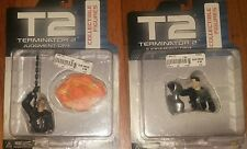 2) T2 TERMINATOR 2 Judgment Day Collectible Figures I'll be Back T800 by Mirage