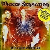 Wicked Sensation - Reflected  RARE  (Whitesnake, Dokken, Pink Cream 69)