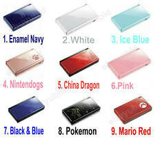 New Nintendo DS Lite Consoles DSL Handheld System Games NDSL 9 Colors Choose