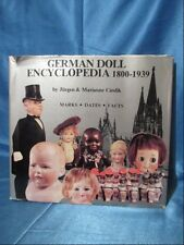 8884 ~ GERMAN DOLL ENCYCLOPEDIA (1800-1939) ~ CIESLIK