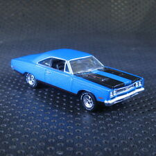 1:64 Greenlight 1969 Plymouth GTX Die cast Model Car Loose