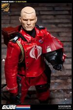 Sideshow GI Joe Exclusive Cobra Crimson Guard NEW MIB