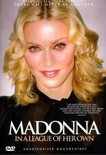 Madonna: In a League of Her Own - Unauthorized Document (2012, REGION 0 DVD New)