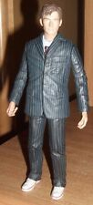 DOCTOR WHO FIGURE ** DOCTOR WHO - WITH SUIT & WHITE TRAINERS **  V.G.C.