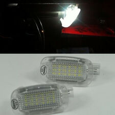 2x Error LED glove box trunk boot Light For Mercedes-Benz W204 C class 2008-2014