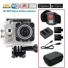 Pro 4K WIFI SJ8000 1080P Sports Helmet Camcorder w/Remote+Battery+Charger+Case
