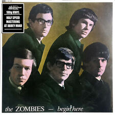 The Zombies – Begin Here(Half speed mastering at Abbey Road Studio  New Seald