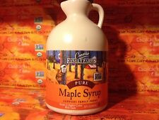 1 Quart(32oz) Pure Maple Syrup, Coombs Family Grade A Amber Color exp 2018