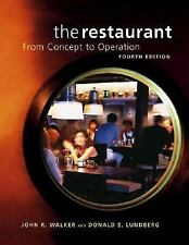 The Restaurant : From Concept to Operation