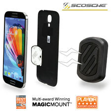 Scosche Magic Mount Magnetic Dash Holder for Mobile Phone iPhone iPod Tablet GPS