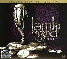 Sacrament by Lamb of God - Death Metal (CD, Aug-2006, Epic (USA)) (BOX 75)