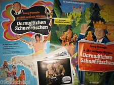 Dornwittchen und Schneeröschen -24 Aushangfotos +2 Kinoplakate A1- german erotic