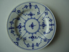 """OLD Royal Copenhagen, Denmark  Blue & White Saucer 5.5""""  VGC"""