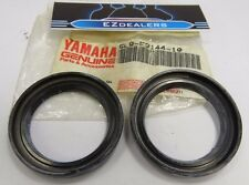 Yamaha RT180 '90-93 FORK DUST SEALS NOS OEM GENUINE PART 5L9-F3144-10-00 QTY 2