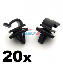20x Vehicle Cable & Wiring Harness Clips- for Routing in the Engine Bay / in-Car