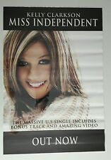 Kelly Clarkson - Miss Independent - Promo Poster
